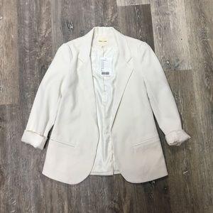 Urban Outfitters white blazer, size XS.